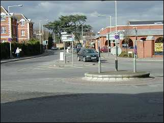 Mill Road Roundabout