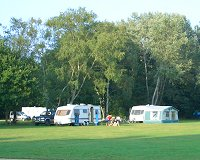 Campsite at Hertford