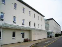 Photograph of Hertford County Hospital