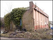 All that remains of Hertford Power Station in 2003