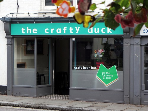 The Crafty Duck