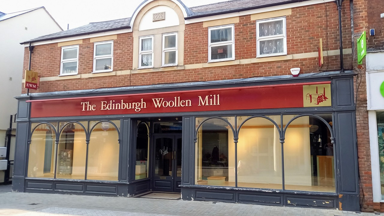 Edinburgh Woollen Mill Closes Local News Discover Hertford Online