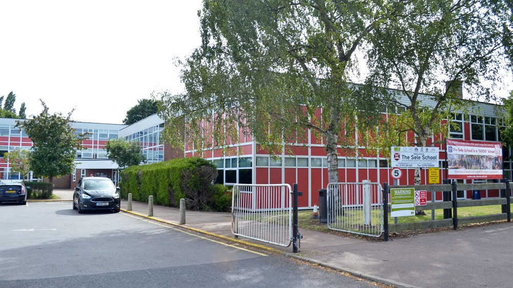 The public consultation will take place at Sele School
